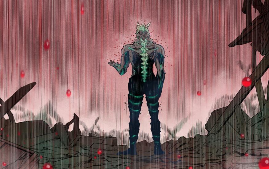 怪獣8号ネタバレ